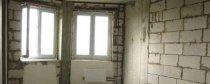 Ремонт квартиры без отделки